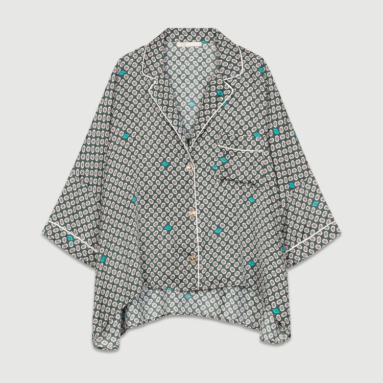 Printed shirt : Tops & T-Shirts color PRINTED