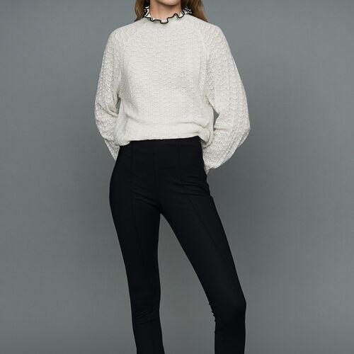 Sport legging : Pants & Jeans color Black 210