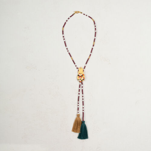 Long necklace - Shoes & Accessories - MAJE