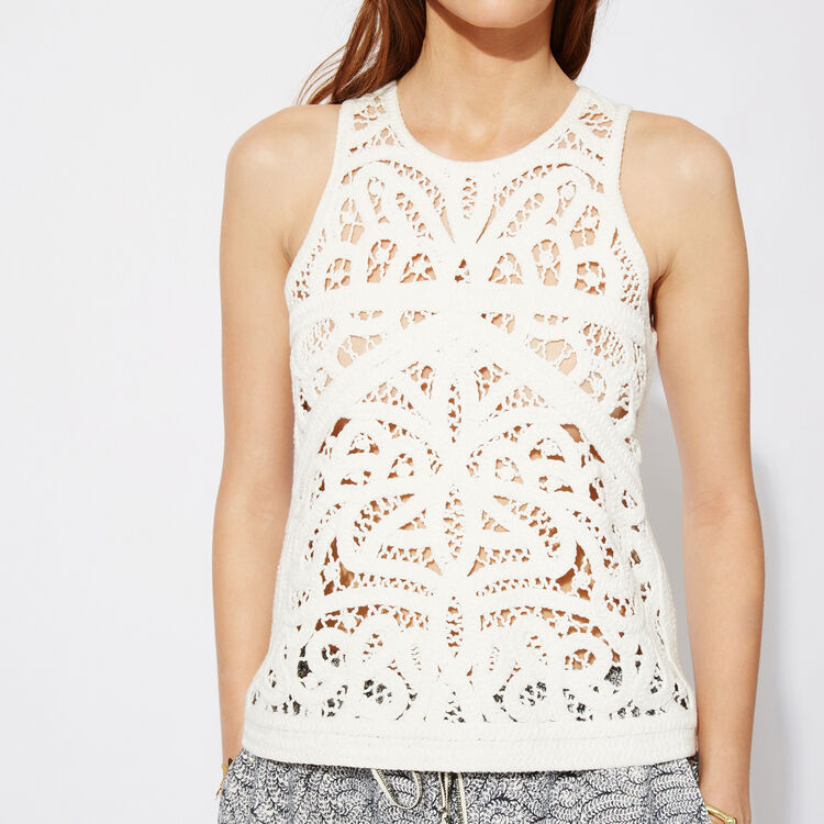 EMBROIDERED TOP : Copy of Sale color