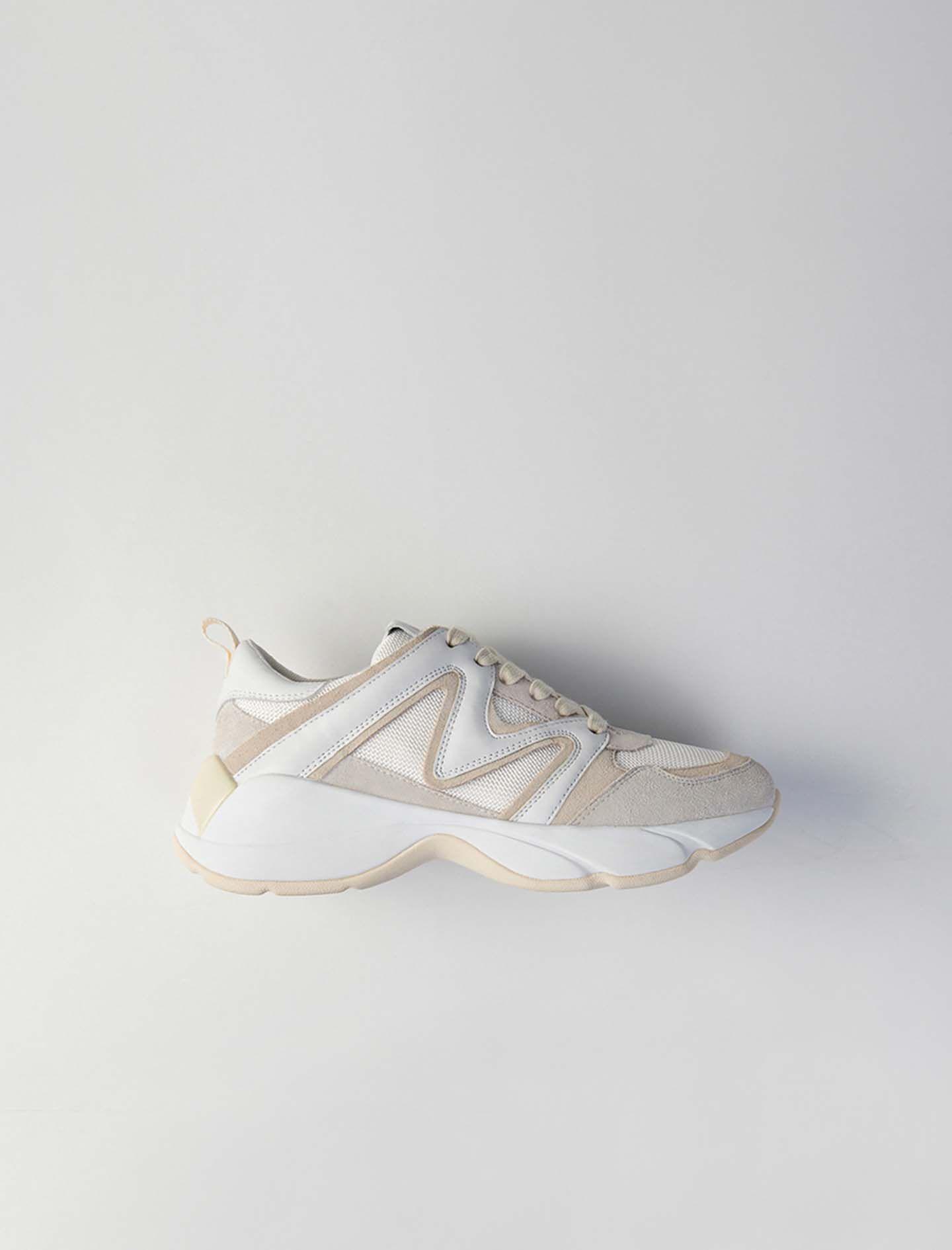 Sneakers - Women Shoes   Maje.com