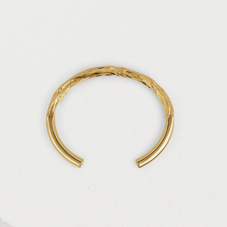 """Sunday """"Semainier"""" Bangle : Shoes & Accessories color GOLD"""