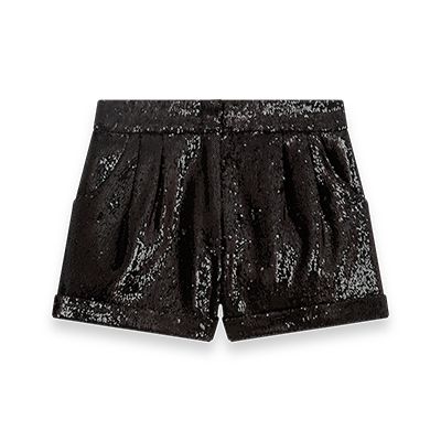 Sequin shorts - Skirts & Shorts - MAJE